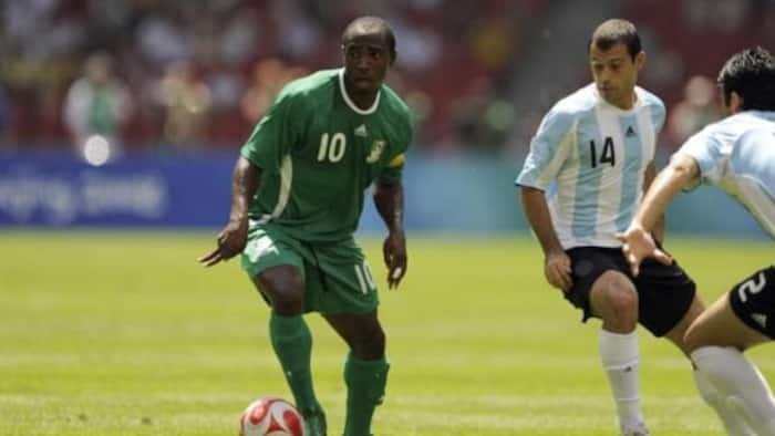 Tragedy as top African football star dies at age of 31 after issues of heart failure