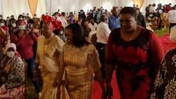 Aisha Jumwa advises Senator Kihika's fiancée to cuddle, fulfil her desires