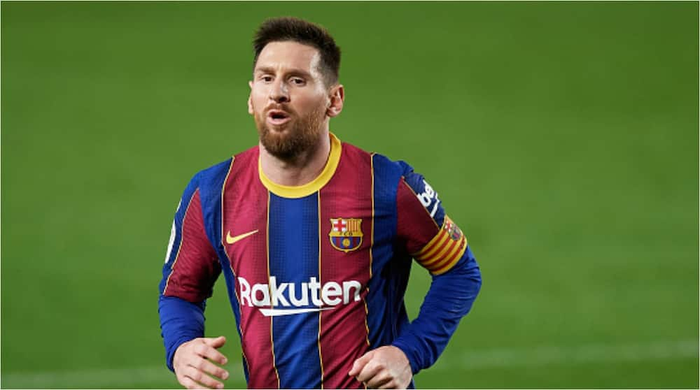 Barcelona star Messi tells club what they should do to keep him from leaving in summer