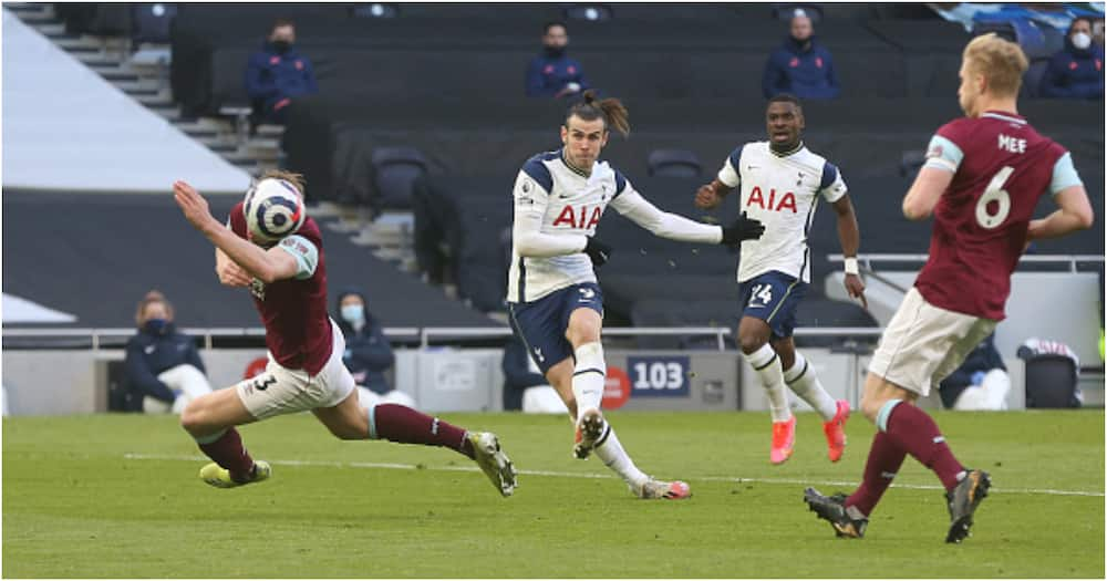 Ruthless Spurs tear Burnley apart to revive top four hopes