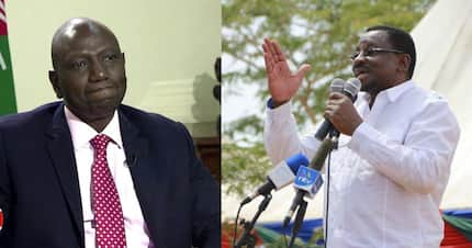 Siaya Senator Orengo laughs off Ruto's chance of becoming president in 2022