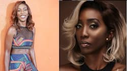 TV sweetheart Yvonne Okwara flaunts trimmed curves after months of gym workout