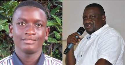 Governor Mvurya showers son with praises after scoring 440 marks in KCPE