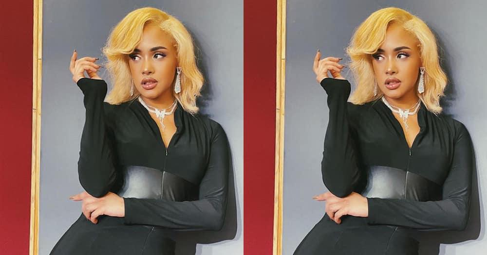 Tanasha Donna now has a thick figure