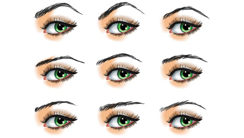 Eyebrow shapes for different face types ▷ Tuko co ke