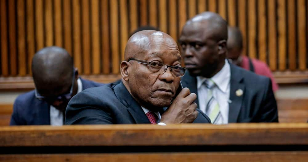 Former president of South Africa Jacob Zuma. Photo: Getty Images.