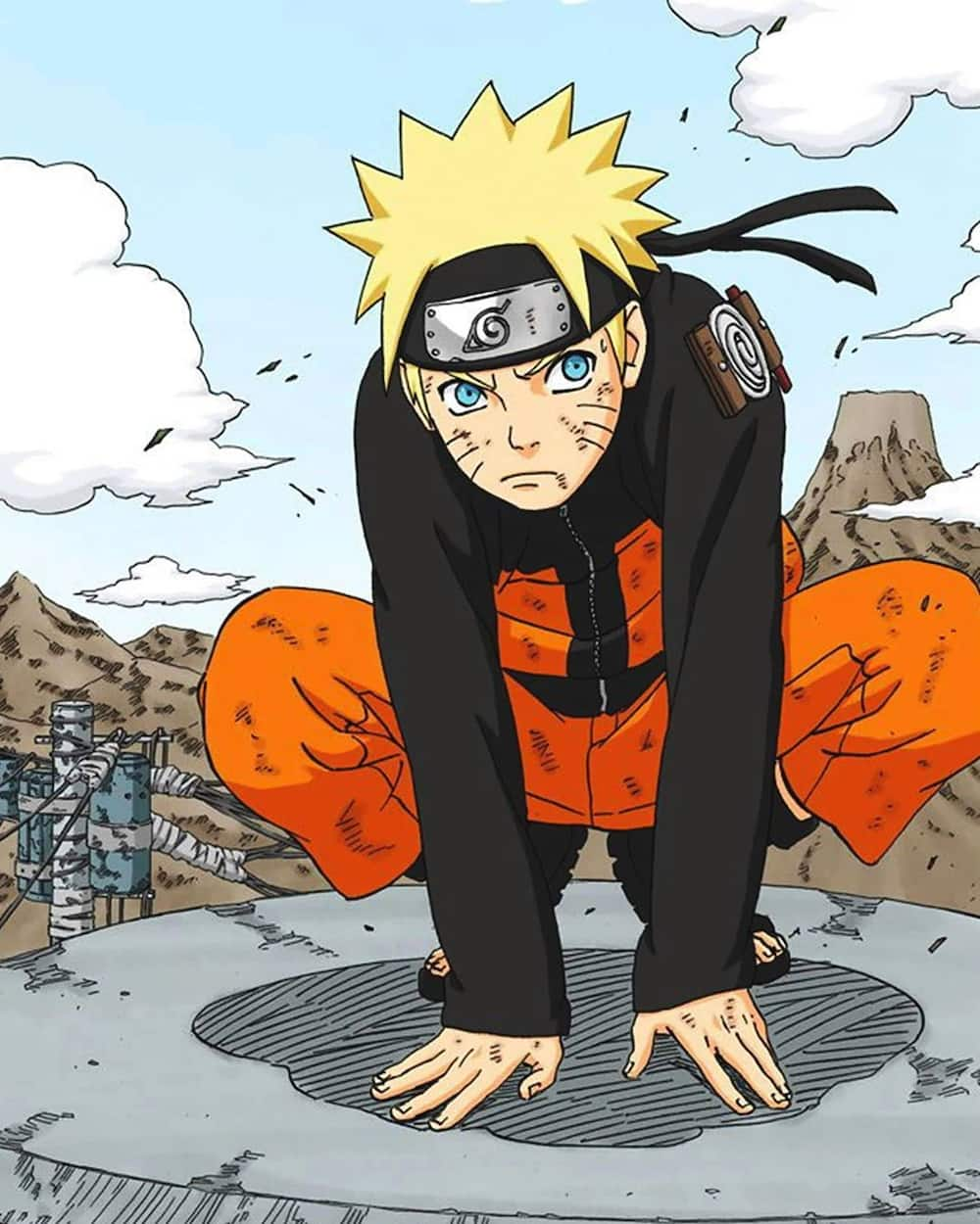 All Naruto movies in chronological order