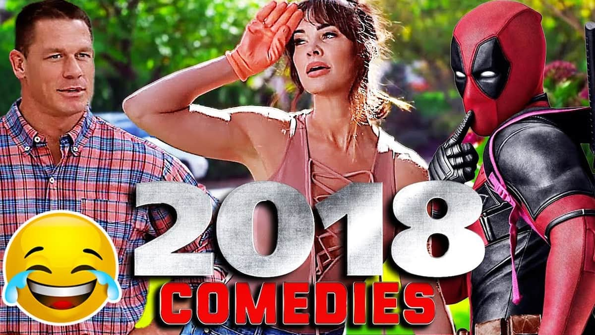 best comedy movies 2018