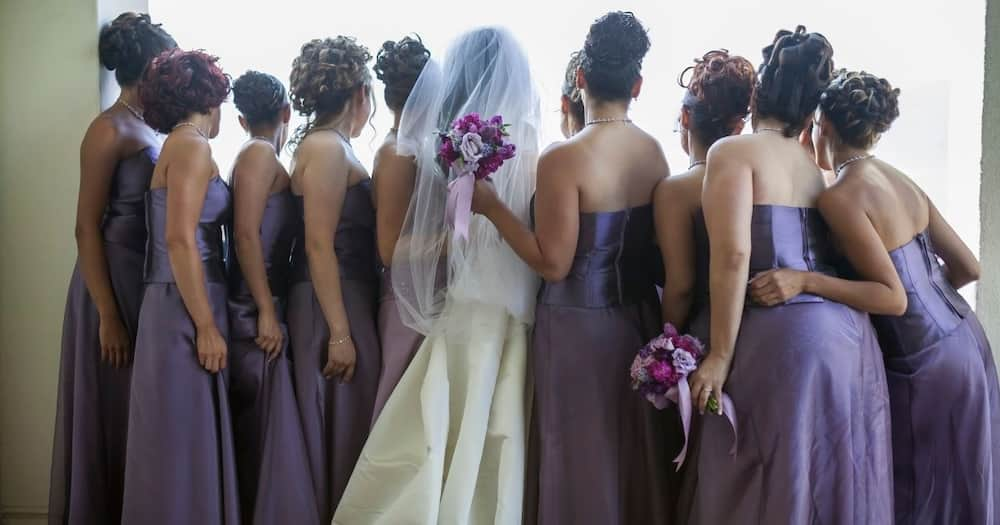 Bride forces bridesmaids to sign 37 rule contract ahead of wedding