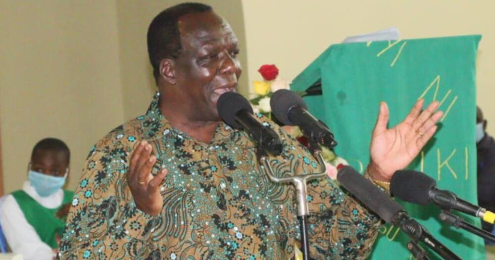 Oparanya under fire from nurses after claiming they earn more than engineers