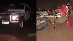 Kirinyaga: Assistant chief, 2 boda boda riders killed in late night road accidents