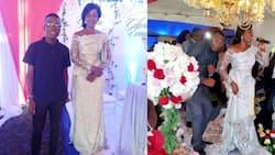 Harusi Tunayo! Gloria Muliro Weds Fiance Evans Sabwani in Colourful Wedding Ceremony in Eldoret