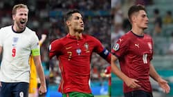 Big Battle As Kane Chases Ronaldo on EURO 2020 Goal-Scoring Chart Ahead of Final Clash With Italy