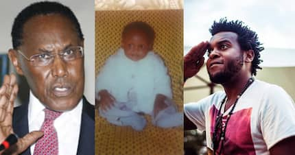 Fresh documents suggest late George Saitoti stole his only son from humble couple