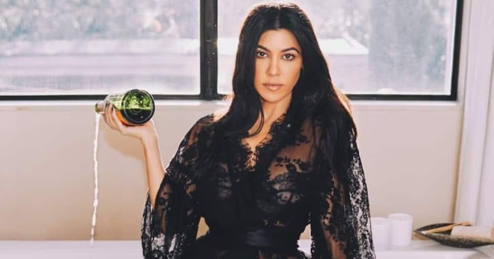 Kourtney Kardashian's Passionate PDA Moment with Boyfriend Spices up Internet