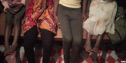Wasichana 4 washambuliwa na mapepo baada ya kuiba maembe