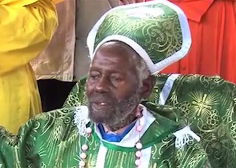 Papa wa Lagio Maria amteua naibu mpya, awalaumu viongozi kwa ubadhirifu wa fedha