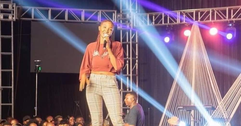 Comedienne Mommito leaves TZ fans in stitches with cheeky Hamisa, Vera Sidika joke