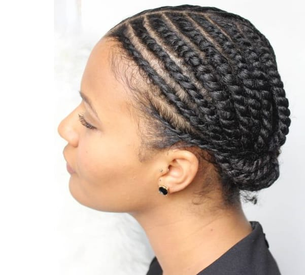 Jumbo Senegalese twist, Senegalese twist, medium Senegalese twist