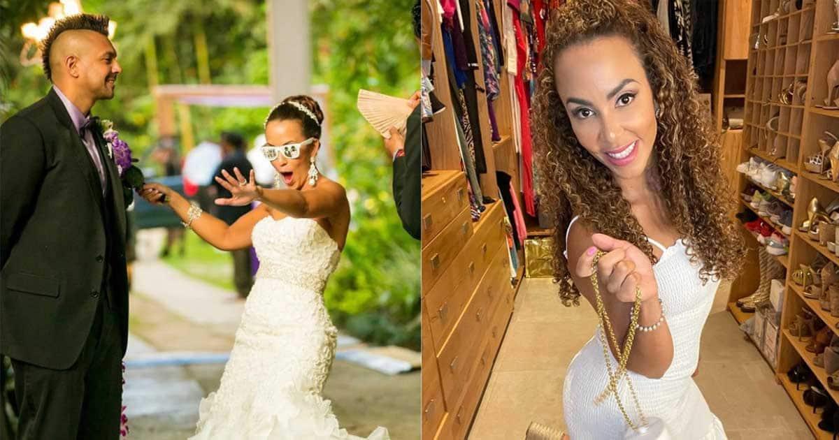 Sean Paul's Wife Responds to Critic Blaming Her for Killing Husband's Music  Career ▷ Kenya News   Tuko.co.ke