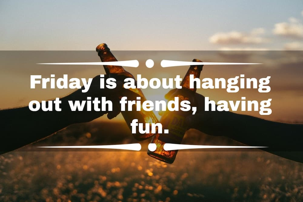 100 Positive Friday Quotes To Celebrate The Beginning Of The Weekend