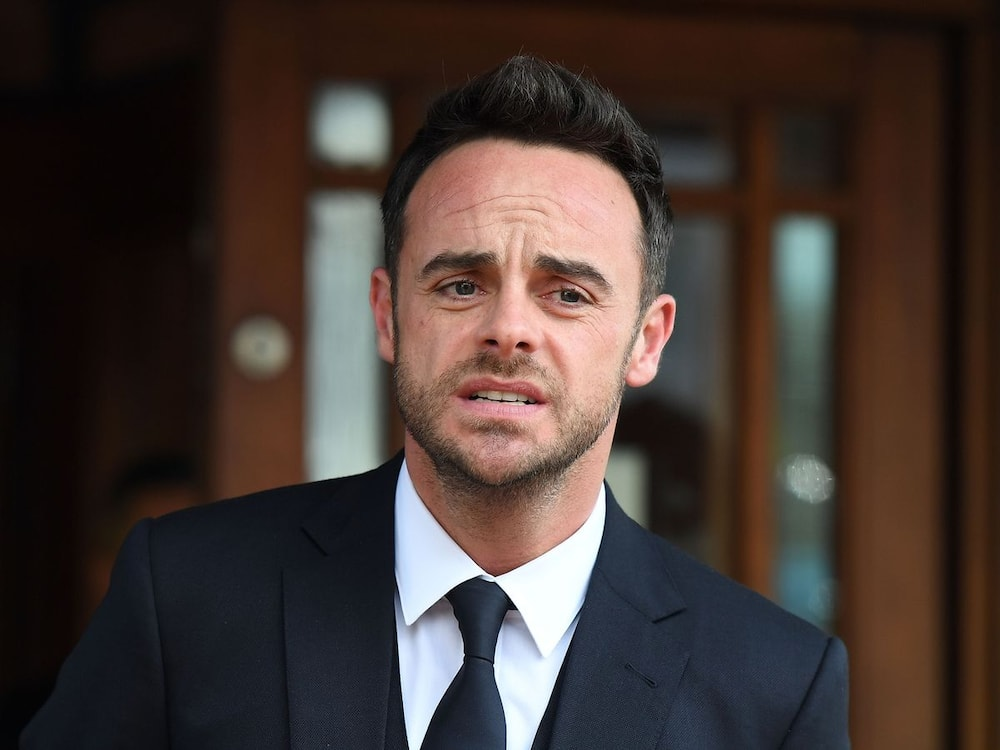 Ant Mcpartlin Bio Wife Children Parents Facts Tuko Co Ke