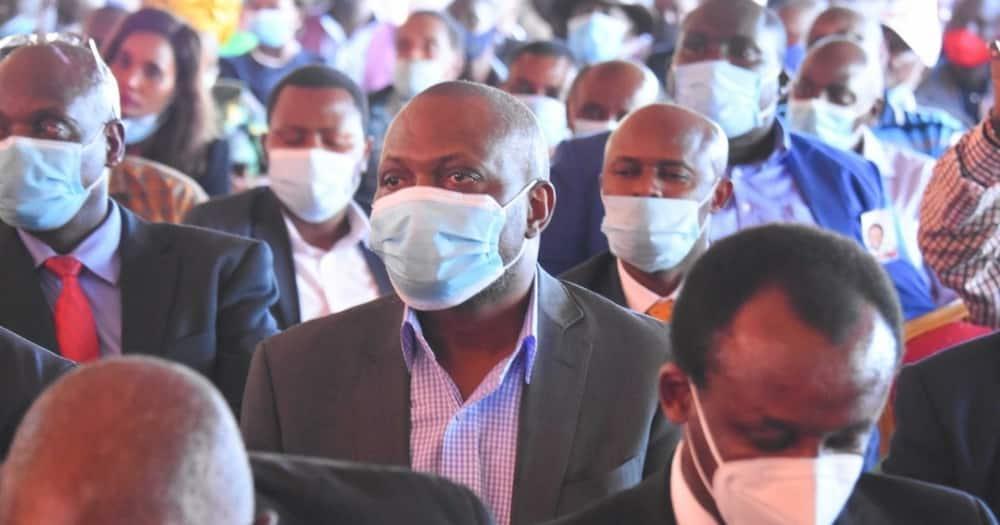 Moses Kuria aomba Kalonzo msamaha baada ya kusema hamtambui kama kiongozi wa Wakamba
