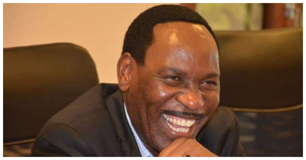 Ezekiel Mutua says no country can develop without moral foundation, asks Kenyans to say no to dirty content