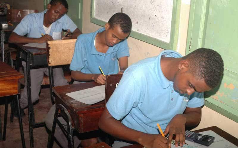 KNEC registration technical exams