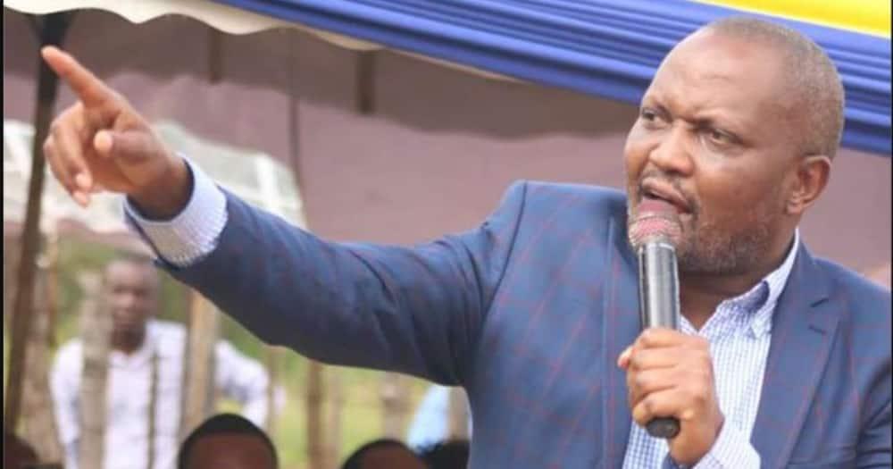 Kamati ya Mazishi: Moses Kuria Awatania Maina Kamanda na Wenzake Baada ya Kukutana na Raila