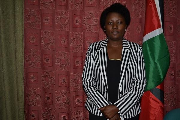Cecile Mbarire.