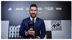 FIFA accused of rigging world best player in favour of Messi