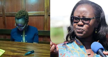 Former senator Joy Gwendo released from jail on cash 400k bail