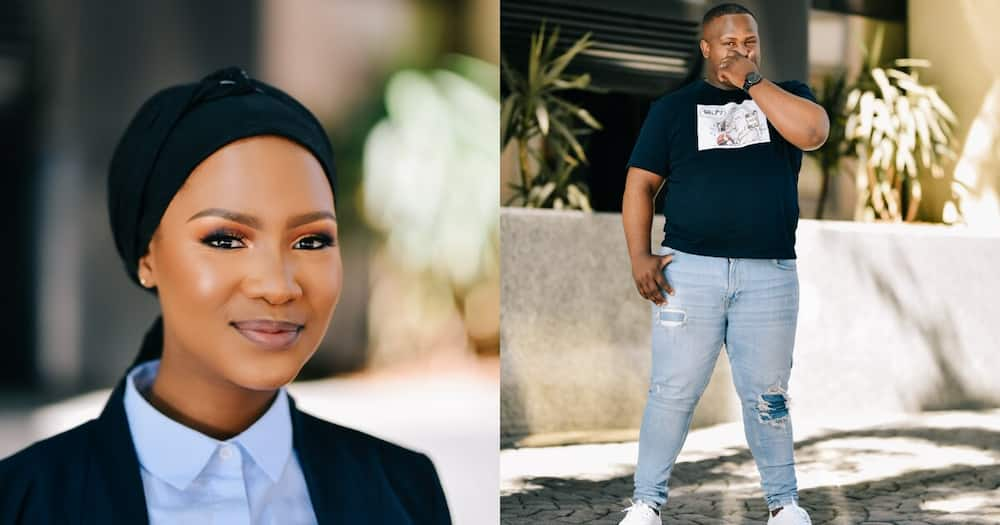 """""""The wife and The husband"""" trend as SA couples show each other off"""