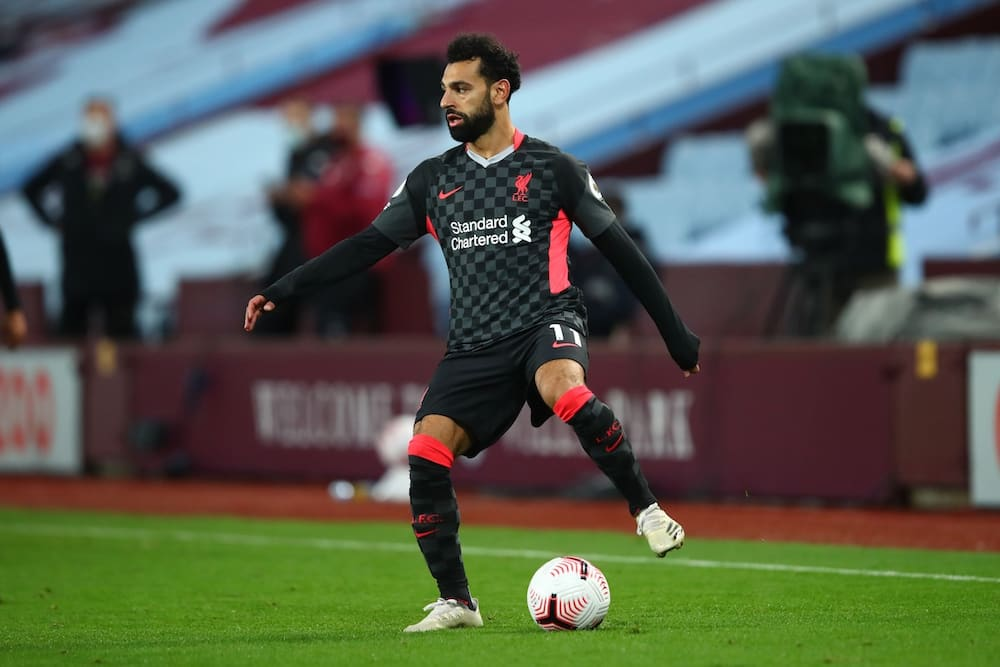 Mohamed Salah, Liverpool star, shows off incredible costume to celebrate daughter's birthday