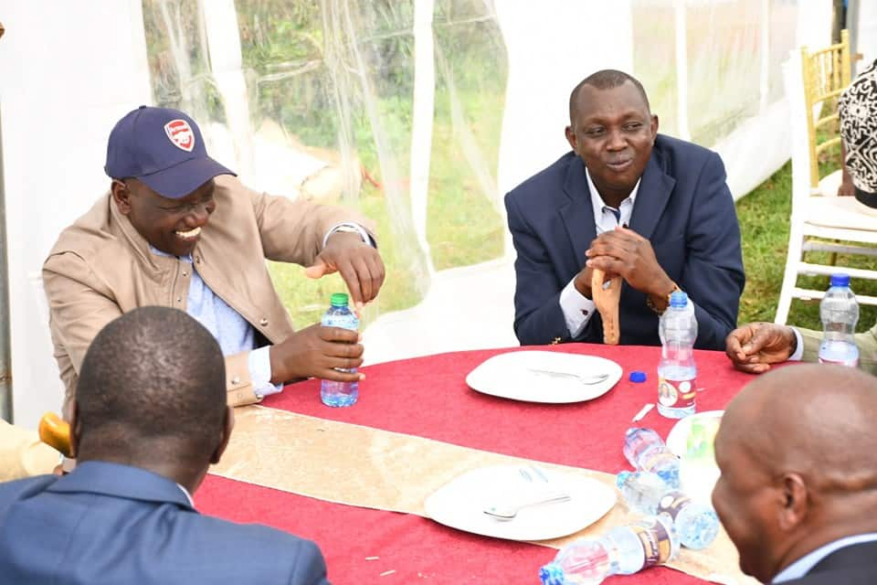 The rise of Oscar Sudi: From cattle herder to vocal Kapseret MP