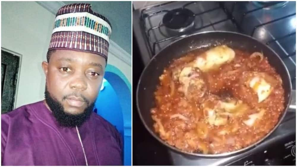 Go and Marry: Internet Users React to Young Man's Excellent Cooking Skills