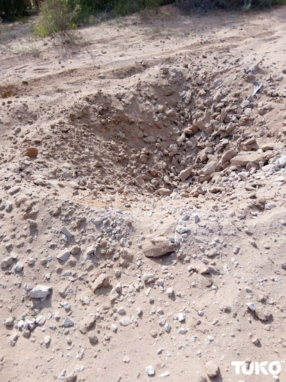 Mandera: 4 police officers injured on Christmas Day in grenade attack