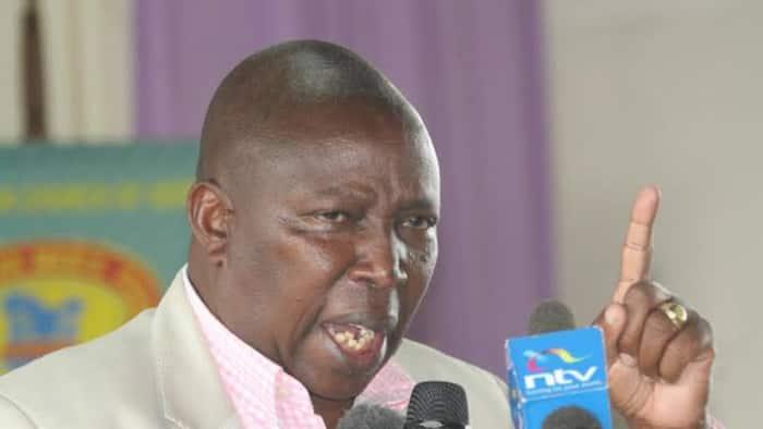 Maina Kamanda Ajutia Kampeni za Chaguzi Ndogo Nakuru na Naivasha Mwezi Machi