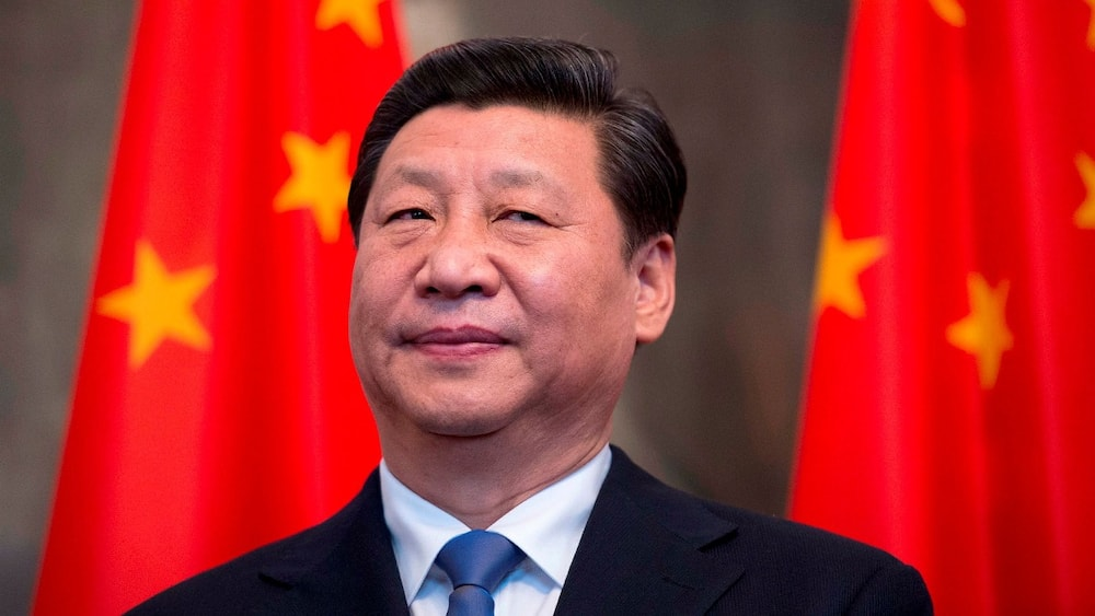 China's President Xi Jinping has planned to double the economy under his new five year plan. Photo: AFP