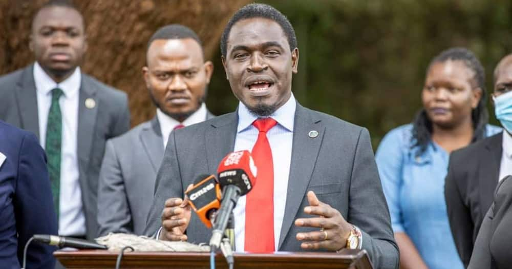 Nelson Havi ready to resign ahead of impeachment motion