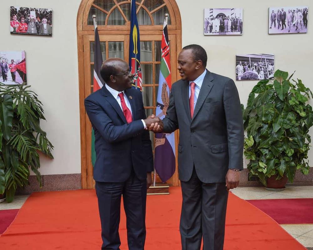 Mukhisa Kituyi: Thrilling work experience of ex-minister rumoured to be Uhuru's preferred successor