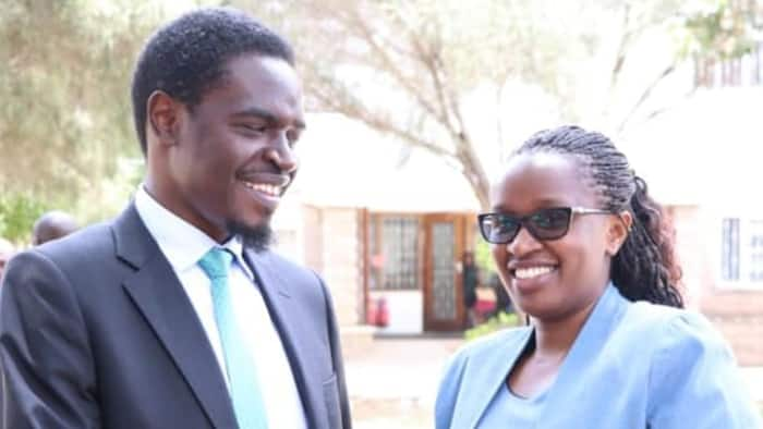 """Nelson Havi Denies Assaulting LSK CEO Mercy Wambua: """"I Only Closed Her Laptop"""""""