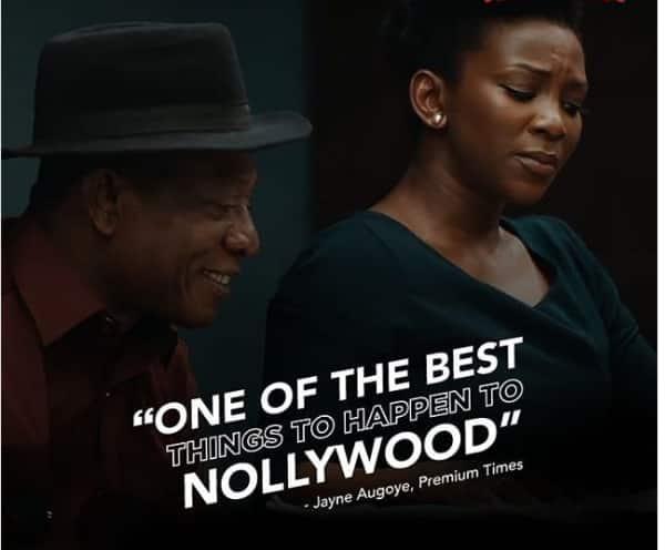 Top 10 latest Nigerian movies of 2020
