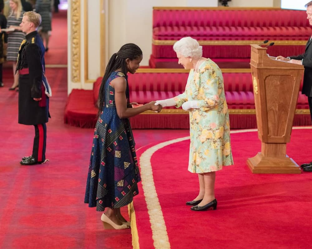 Sela Kasepa; 21-Year-Old Rose from Remote Village to Harvard, Won Queen's Award