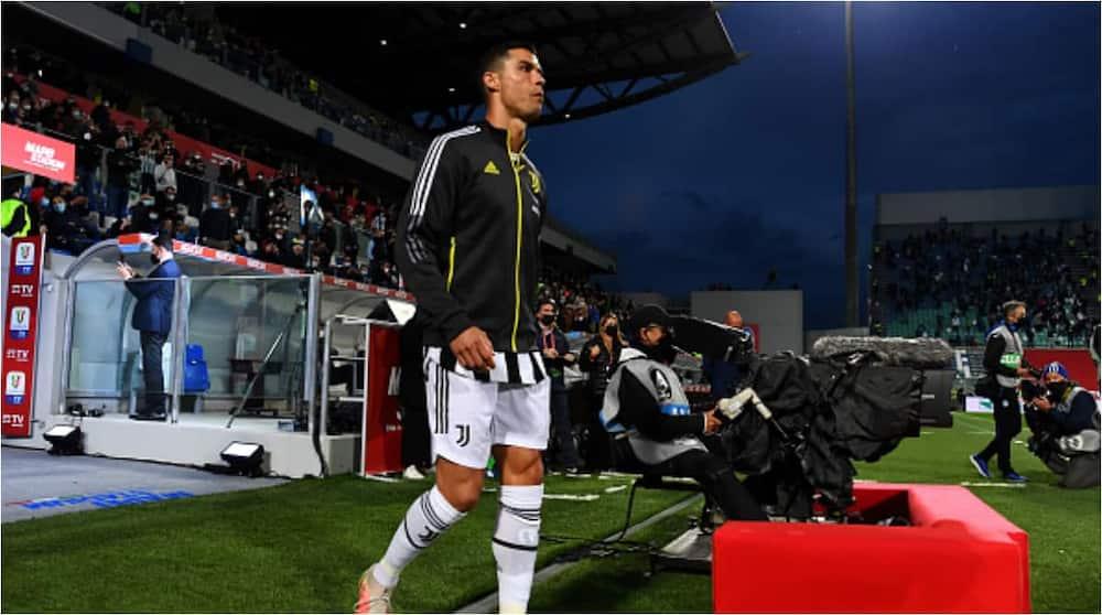 Italian giants Juventus prepare 7-man shortlist to replace Cristiano Ronaldo amid uncertain future