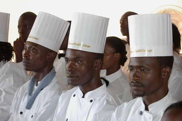Catering courses in Kenya