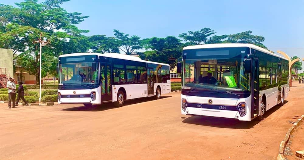 Kiira Motors is located at Uganda's Jinja Industrial Park.