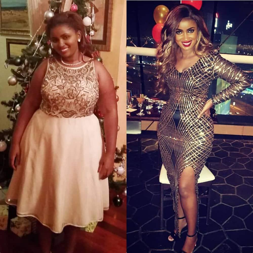 Anerlisa Muigai weight loss