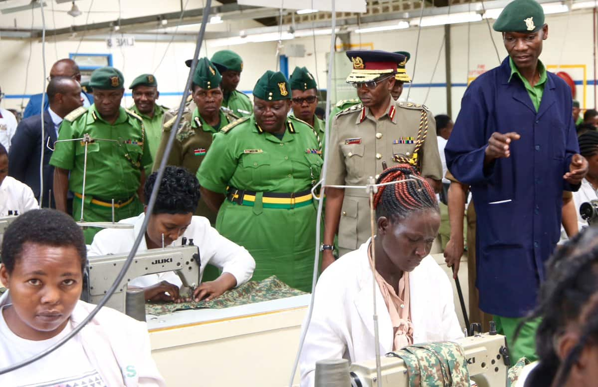 NYS begins process to produce controversial new police uniforms